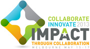 collaborate innovate 2013